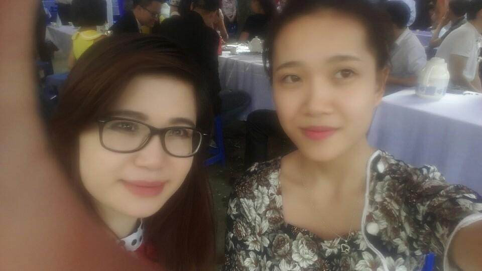 Cô Vân Anh và học viên Athenacenter đạt điểm cao