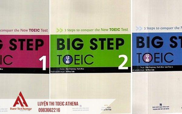 big step toeic