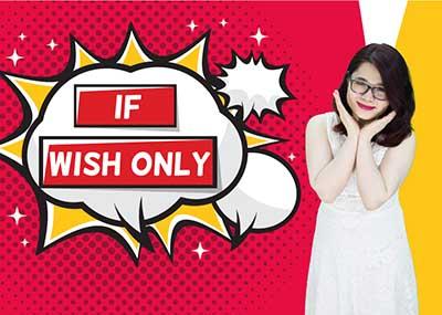 cấu trúc if wish only