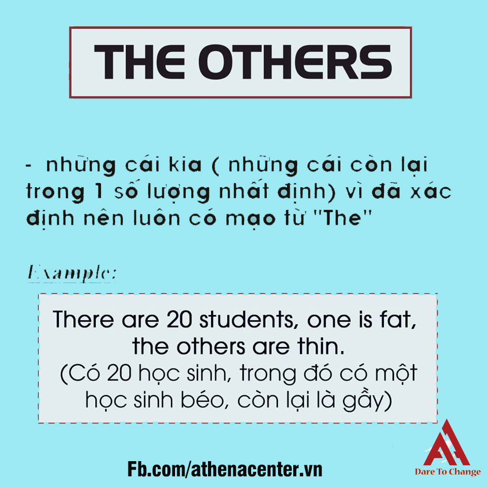 minh họa the others