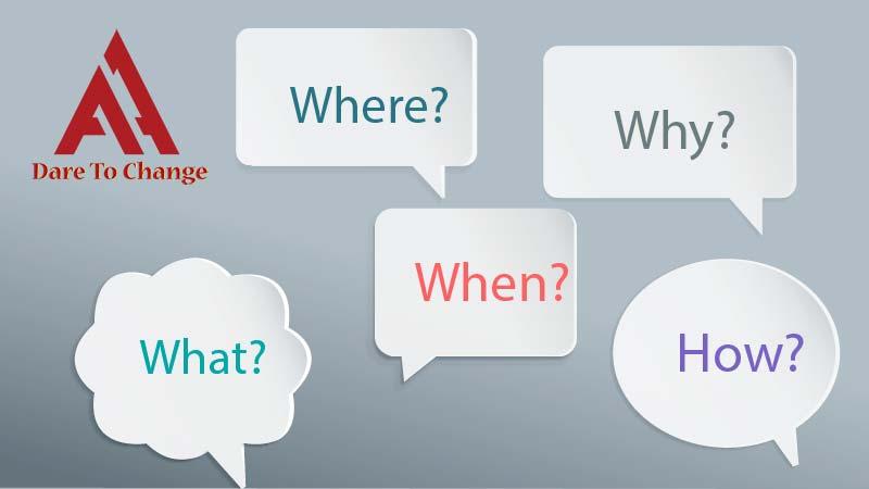 từ để hỏi trong tiếng Anh