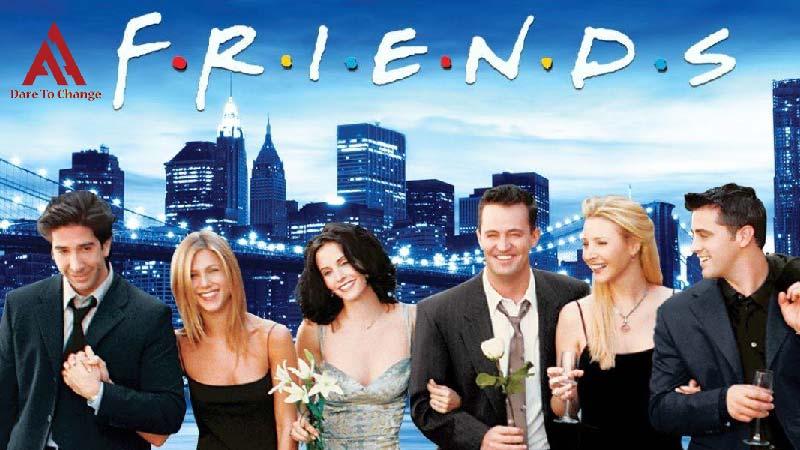 tập nghe hội thoại tiếng Anh qua phim Friends