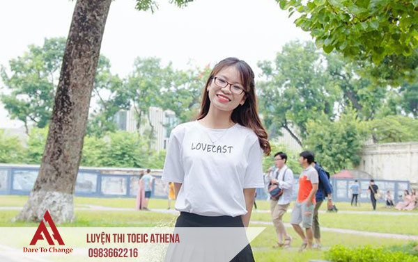 học viên Nguyễn Việt Trinh