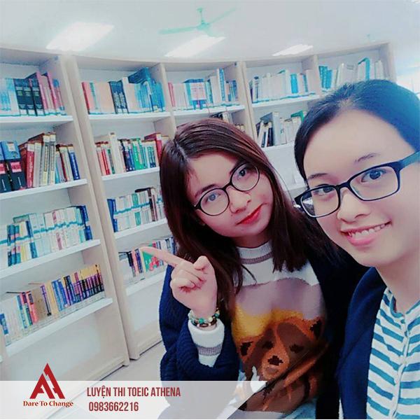 Học viên Thùy Linh