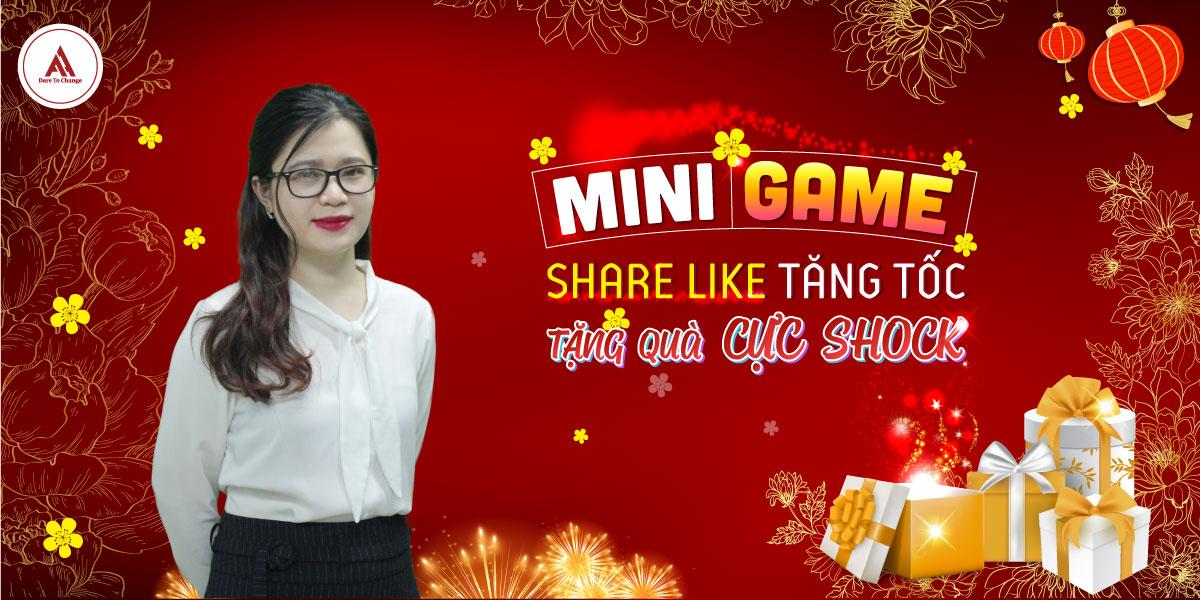 Minigame: Share liền tay - rinh ngay quà khủng tại anh ngữ athena